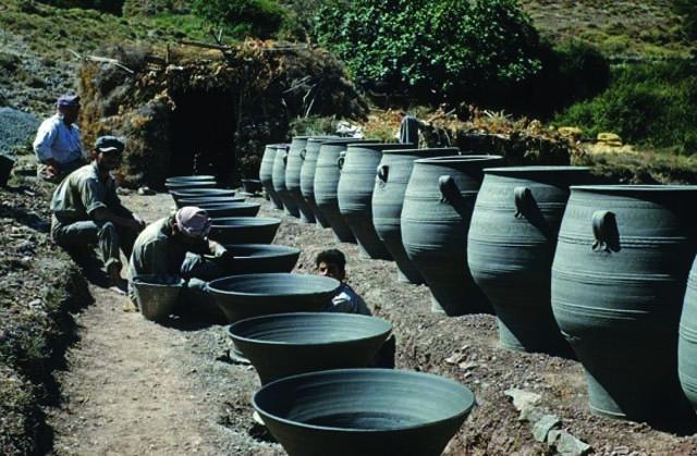 Θραψανιώτες αγγειοπλάστες - Δήμος Μινώα Πεδιάδας